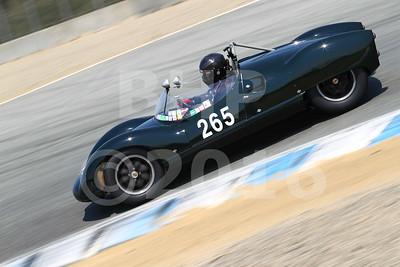 Pre-Reunion Group 3 - 1955-1961 Sports Racing cars under & over 2000cc at Mazda Raceway Laguna Seca