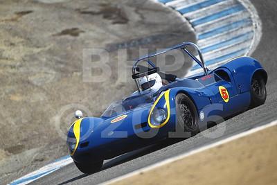 Pre-Reunion Group 4 - 1958-1963 Formula Junior / 1962-1966 under 2-Liter Sports Racers at Mazda Raceway Laguna Seca