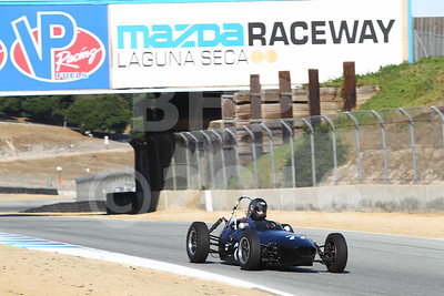 Pre-Reunion Group 4 - 1958-1963 Formula Junior / 1962-1966 under 2-Liter Sports Racers at Mazda Raceway Laguna Seca