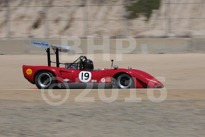 Pre-Reunion Group 8 - 1963-1974 USRRC & Can-Am at Mazda Raceway Laguna Seca