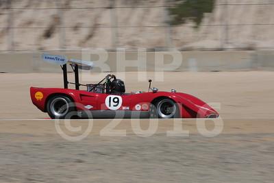 Pre-Reunion Group 8 - 1963-1974 USRRC & Can-Am at Mazda Raceway Laguna Seca