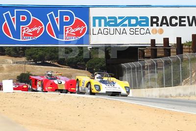 Pre-Reunion Group 9 - 1970-1984 Sports Racing cars under 2100cc at Mazda Raceway Laguna Seca