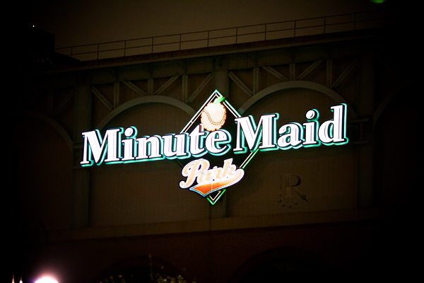 2016 Run Houston Minute Maid Park