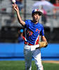 8/7/2016 Mike Orazzi | Staff<br /> New Jersey's Zach Gorman (10) during the Eastern Regional Little League Tournament in Bristol Sunday.