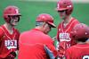8/5/2016 Mike Orazzi   Staff<br /> Bristol American Legion's Jerry LaPenta during the Northeast Regional American Legion Baseball Tournament in Bristol Friday.