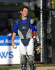 8/7/2016 Mike Orazzi | Staff<br /> New Jersey's Patrick Burns (16) during the Eastern Regional Little League Tournament in Bristol Sunday.