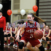 2/17/2016 Mike Orazzi | Staff<br /> Berlin's Angela Perrelli (5) Wednesday night at Central.