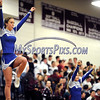 1/22/2016 Mike Orazzi | Staff<br /> Bristol Eastern High School cheerleaders at the start of the Eastern vs Central boys basketball game.
