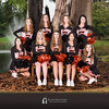 Blaine High School Cheerleaders