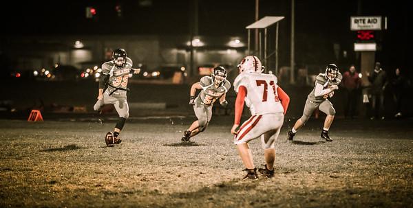 Blaine vs Bellingham Red Raiders