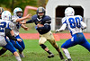 10/22/2016 Mike Orazzi   Staff<br /> RHAM's Peter Toupence (6) against Plainville in Hebron.