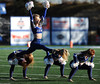 11/19/2016 Mike Orazzi | Staff<br /> Members of the CCSU Dance Team Saturday in New Britain.