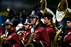 9/23/2016 Mike Orazzi | Staff<br /> Members of the Bristol Central High School Band at Muzzy Field Friday night.
