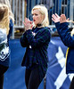10/22/2016 Mike Orazzi | Staff<br /> UConn alumni cheerleaders Saturday against UCF.