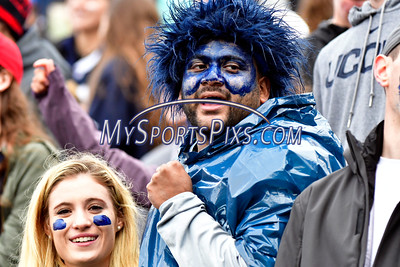 10/22/2016 Mike Orazzi | Staff UConn fans Saturday in East Hartford.