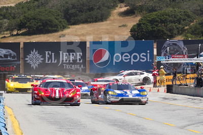 2016 Continental Tire Monterey Grand Prix powered by Mazda featuring the IMSA WeatherTech SportsCar Championship at Mazda Raceway Laguna Seca