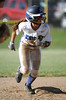 6/2/2016 Mike Orazzi | Staff<br /> Southington High School's Michelle Woodruff (2) during the Class LL Quarterfinals of the CIAC 2016 State Softball Tournament in Southington Thursday.