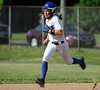 6/2/2016 Mike Orazzi | Staff<br /> Southington High School's Megan Mahon (6) during the Class LL Quarterfinals of the CIAC 2016 State Softball Tournament in Southington Thursday.