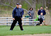 4/28/2016 Mike Orazzi | Staff<br /> St. Paul Catholic Varsity Softball Coach Gary Hovhanessian.