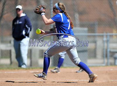 4/15/2016 Mike Orazzi   Staff Bristol Eastern's Jen Tabacco (7) on Friday at Eastern.