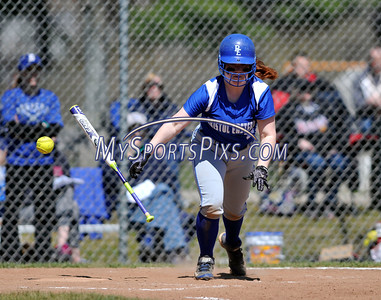 4/15/2016 Mike Orazzi   Staff Bristol Eastern's Nicole D'Amato (11) on Friday at Eastern.