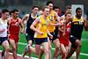 4/2/2016 Mike Orazzi | Staff <br /> The start of the Men's 1 Mile Run at CCSU Saturday in New Britain.