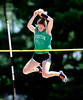 7/16/2016 Mike Orazzi | Staff<br /> Kyleigh Dumas competes in the pole vault during the Nutmeg State Games at Willow Brook Park on Saturday.
