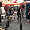 Squat 2nd attempt - 165kg