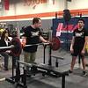 Bench 2 - 100kg