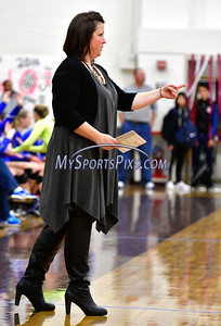 10/26/2016 Mike Orazzi | Staff Bristol Central's Holly Willette during Wednesday night's match with Bristol Eastern.