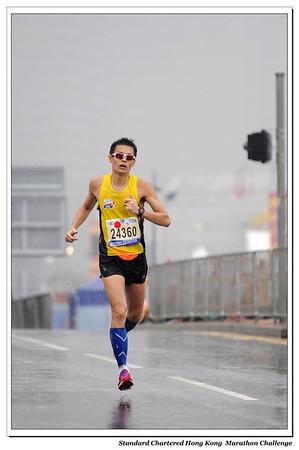 20160117 Hong Kong Marathon