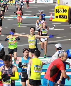 20160228 Tokyo Marathon Sub 3