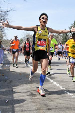 20160418 Boston Marathon