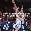 NCAA BASKETBALL:  FEB 15 George Washington at Davidson