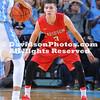 NCAA BASKETBALL:  DEC 07 Davidson at North Carolina