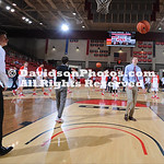 NCAA BASKETBALL: FEB 28 St. Bonaventure at Davidson