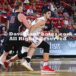 NCAA BASKETBALL:  NOV 03 Hampden-Sydney at Davidson