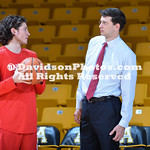 NCAA BASKETBALL:  NOV 25 Davidson at Appalachian State