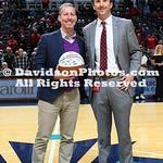 NCAA BASKETBALL:  DEC 01 North Carolina vs Davidson