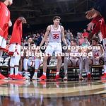 NCAA BASKETBALL:  NOV 06 Cleveland State at Davidson