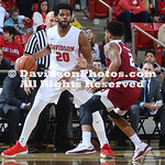 NCAA BASKETBALL:  FEB 17 UMass at Davidson
