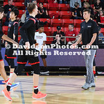 NCAA BASKETBALL:  JAN 14 Richmond at Davidson