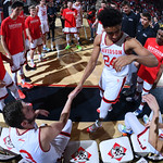 NCAA BASKETBALL:  JAN 22 Saint Louis at Davidson