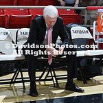 NCAA BASKETBALL:  NOV 16 UNC Wilmington at Davidson