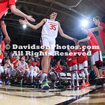 NCAA BASKETBALL:  JAN 11 Saint Joseph's at Davidson