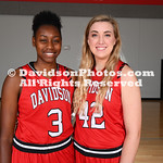 NCAA WOMENS BASKETBALL:  SEP 28 2017 Photo Day