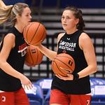NCAA WOMENS BASKETBALL:  NOV 27 Davidson at Duke
