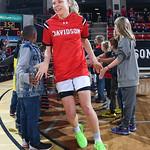 NCAA WOMENS BASKETBALL:  JAN 08 Fordham at Davidson