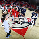 NCAA WOMENS BASKETBALL:  MAR 03 La Salle at Davidson