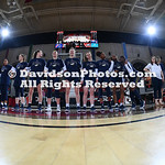 NCAA WOMENS BASKETBALL:  MAR 03 Atlantic 10 Women's Basketball Conference Championship - La Salle at Davidson